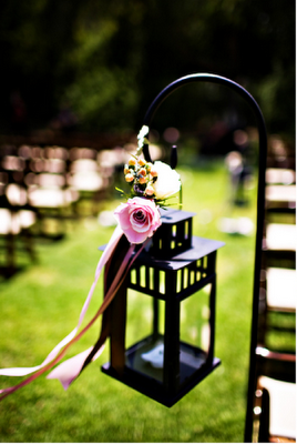 Outdoor wedding aisle decorations junglespirit Image collections