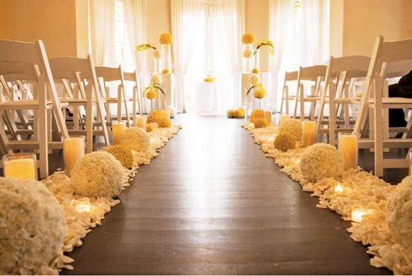aisle decor :  wedding Aisle Decor