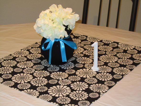 Diy hydrangea centerpiece weddingbee photo gallery