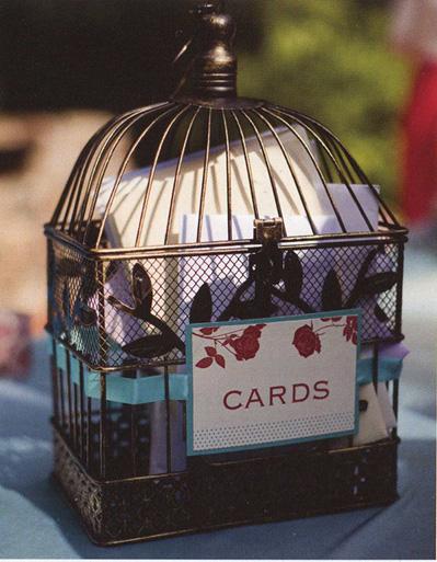 For Sale Old Navy Flip Flops Bird Cage Card Holder wedding flip flops