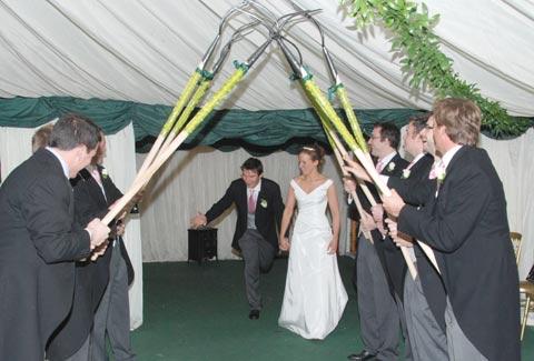 John Deere GreenMy Wedding theme wedding Pitchfork Arch 5 months ago