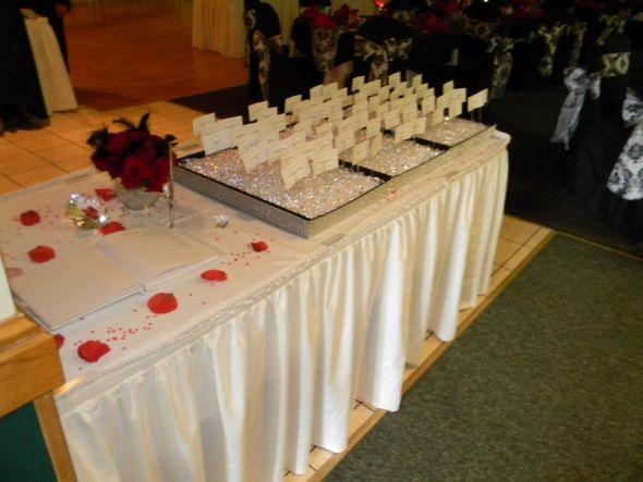Wedding is over selling 8 centerpieces wedding centerpieces votive