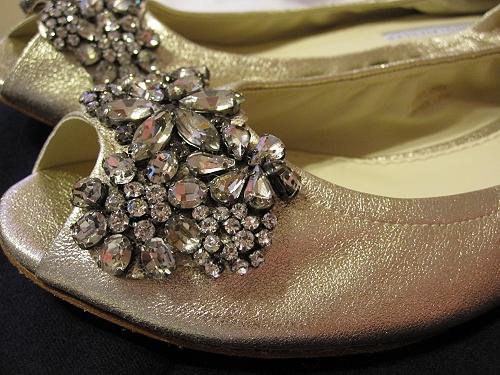 Gold Champagne Shoes Ivory Wedding Dress wedding ivory dress wedding
