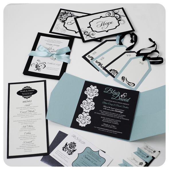 Yushans blog elegant wedding stages decoration ideas elegant and champagne and navy blue wedding wedding invitations pocket fold invitations junglespirit Images