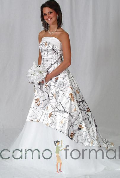 Input on my camo theme idea wedding theme colors dress Camo Dress