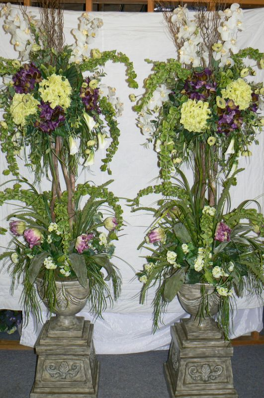 Wilmide 39 s blog check out my wedding store for all the for Arbor decoration ideas