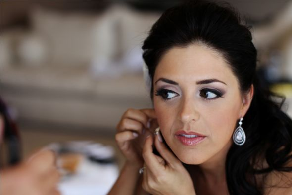 Wedding day makeup wedding makeup smoky eyes wedding day makeup bobbi