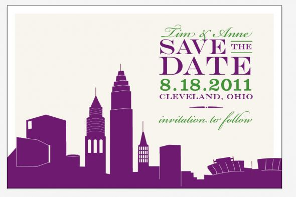 Cleveland Save the Dates