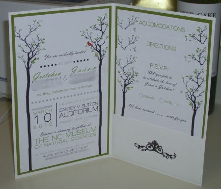 Did you design your own invitations wedding Full Invite 5 months ago