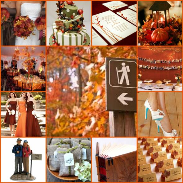 Wedding Ideas And Inspirations: My Fall Wedding Inspiration Board…