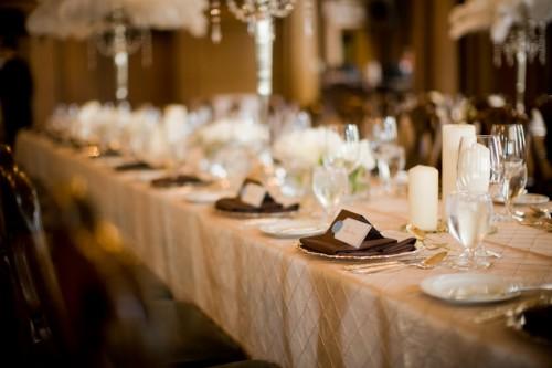 champagne wedding invitations