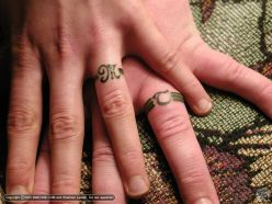 tattoo rings