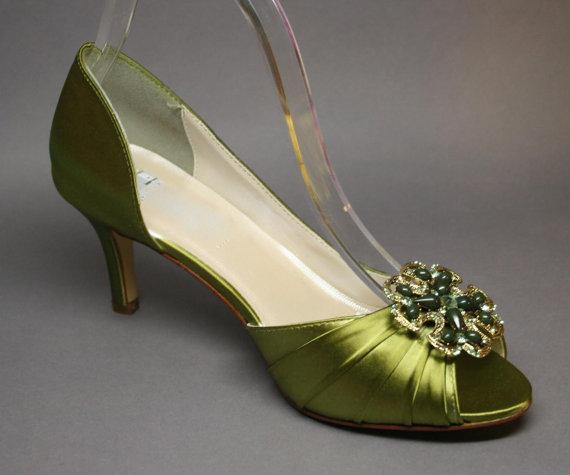 Green Shoe Challenge Weddingbee