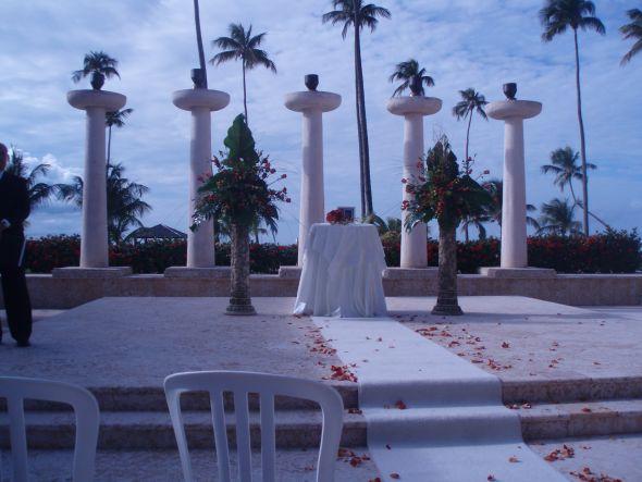 Gran melia wedding