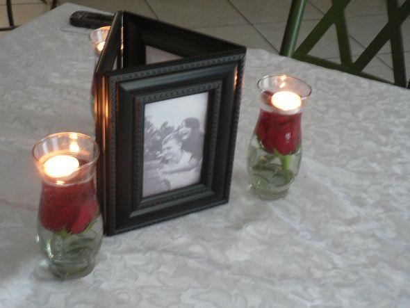 My first diy centerpiece weddingbee photo gallery