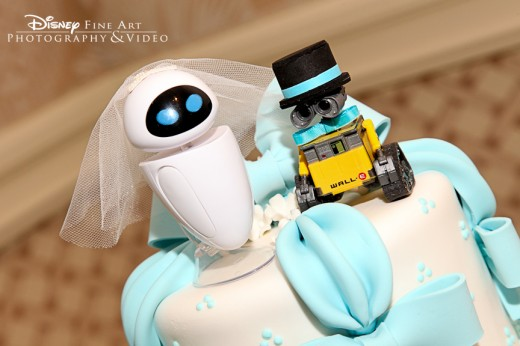 Need Help Finding Wall-E Cake Topper :  wedding cake topper disney character wall e Walle