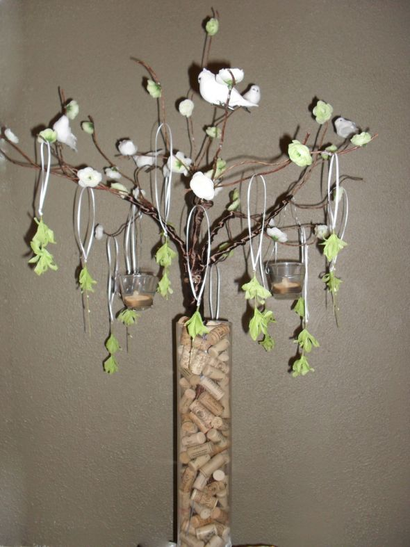 money reception tree wedding image