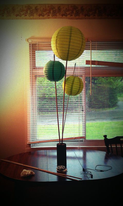 Paper Lantern Centerpieces wedding paper lantern centerpiece diy