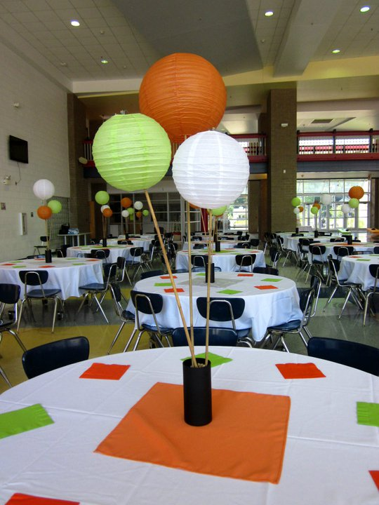 Paper lantern centerpieces wedding centerpiece paper lanterns diy non