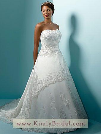 David\'s Bridal long sleeve lace jacket – full figured dilemma…
