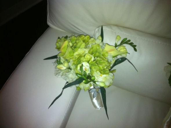 my DIY bouquet ;=)