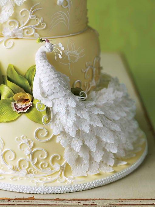 What are you paying for cake wedding cake budget All Things Peacock