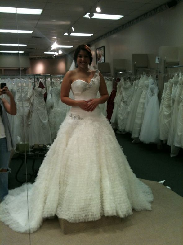 Sottero and Midgley Starla :  wedding dress starla ballgown Photo 4