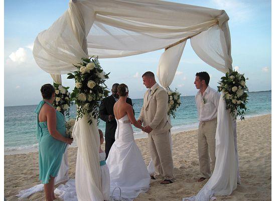 Beach Wedding Colors