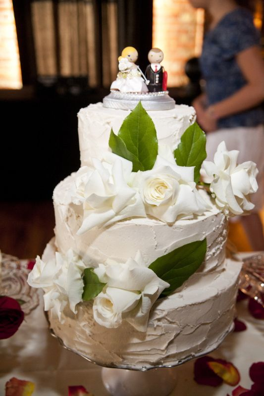 Wedding Cake Flavor wedding