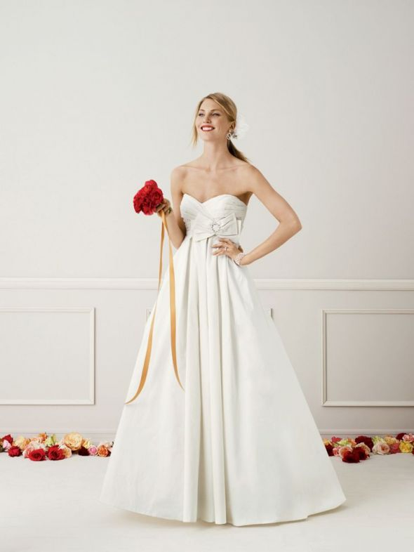 In Search of Wedding Gown in