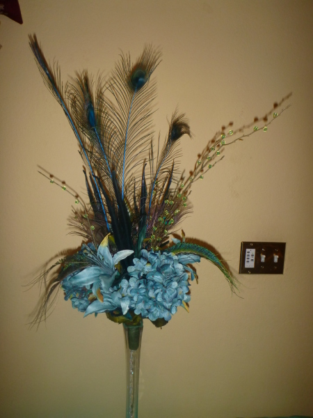 Peacock Wedding Items For Sale