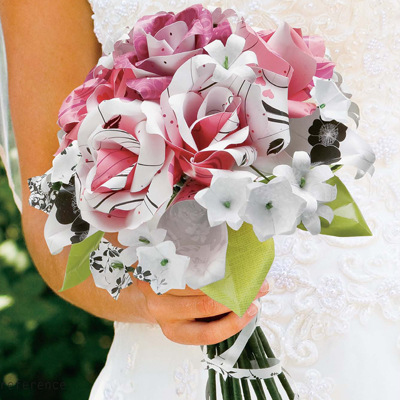 Lets See Those DIY Paper Flowers