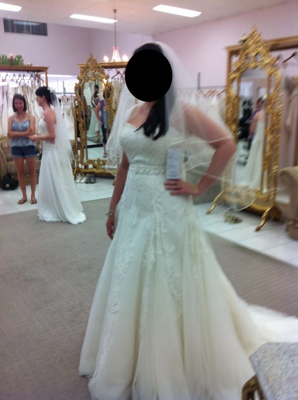 Alfred Angelo Bride 867 need advice please :-)