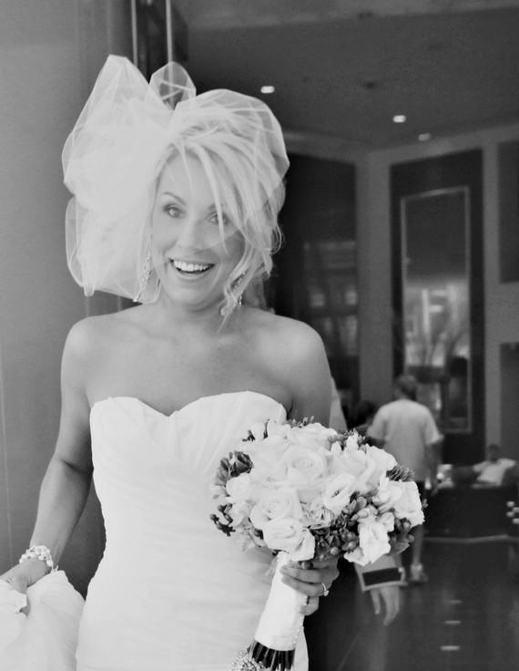 wedding veil bubble hairstyle halfup halfdown Veil1 11 months ago
