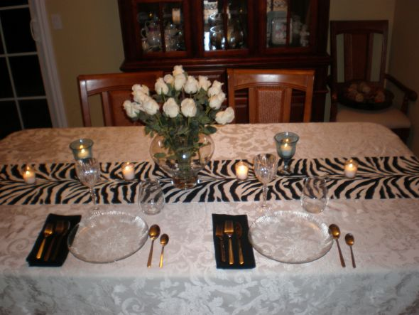 Superieur ... Zebra Print Wedding Decorations Romantic Decoration; Kissys Blog  Wedding Flower Centerpieces The Important Thing To ...