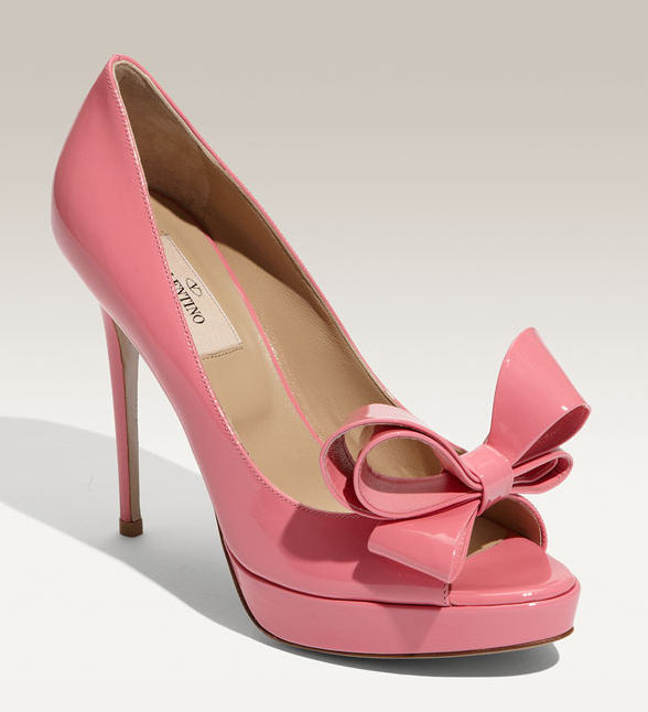 Valentino Patent Bow Pumps shopping online sale eastbay wholesale price for sale buy cheap clearance store meZBtoP