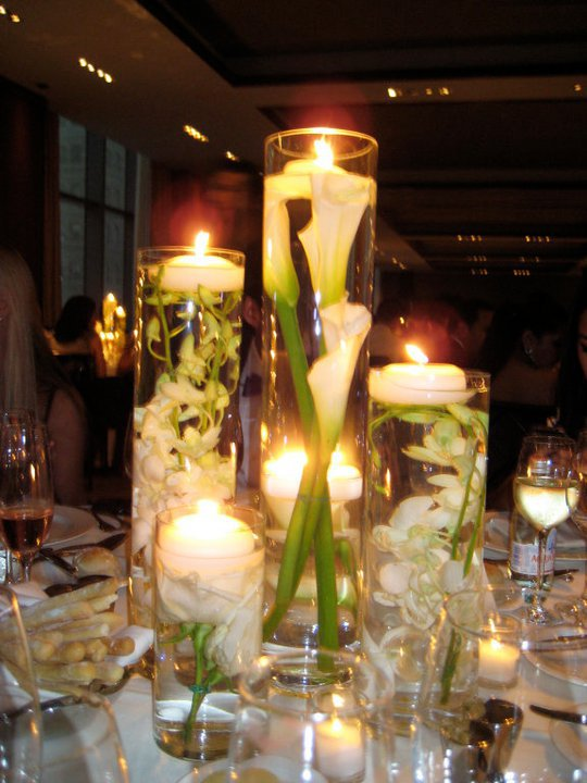 56 Clear Cylinder Vases for Submerged Flowers Centerpiece BULK wedding