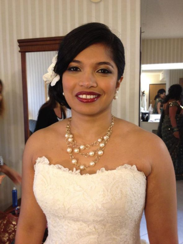 wedding makeup :  wedding 599662 10100619900686008 697250341 N