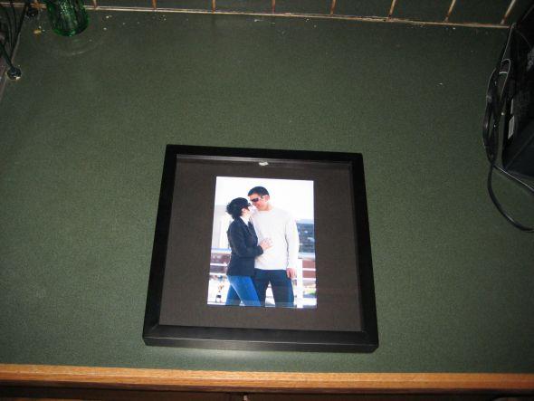 Diy Sand Ceremony Frame Weddingbee Photo Gallery