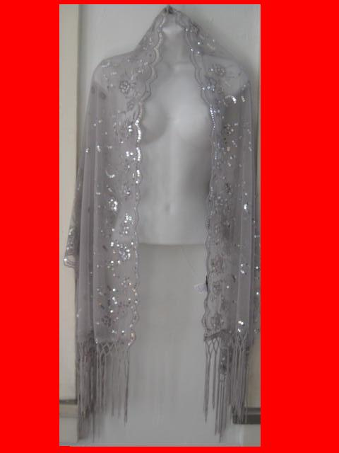 Silver Shawls Evening Dresses - one shoulder dresses