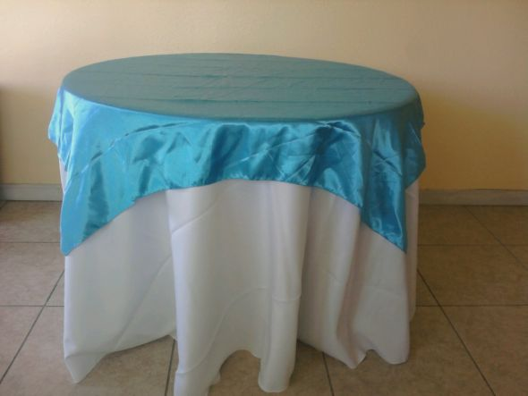 Turquoise White Wedding PreSale wedding turquoise teal linens runners