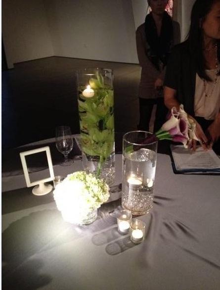 Eggplant Kiwi Ivory wedding decor help wedding eggplant kiwi ivory