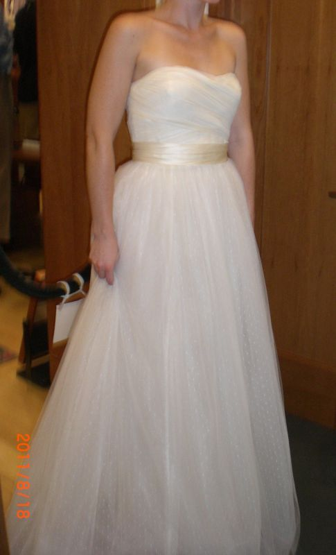 I have my J Crew Palais gown – now I just need help accessorizing!