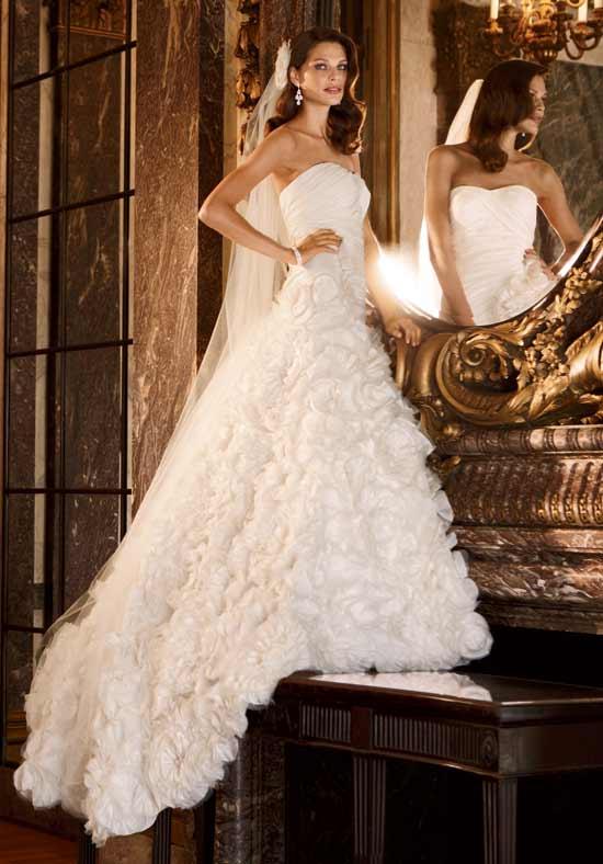 Brand New Galina Signature Sv415 Wedding Dress With Tags Galinasv415