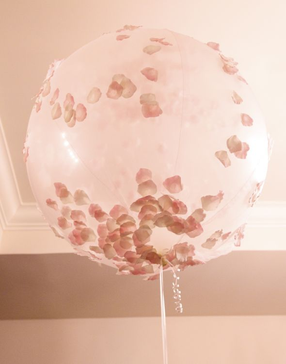 DIY Petal Decorations~So Pretty!