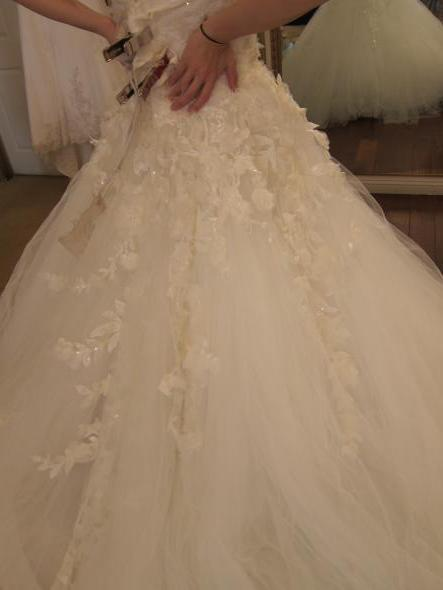 My Wedding Dress Laertes By Elie Saab Pronovias Different Angles And