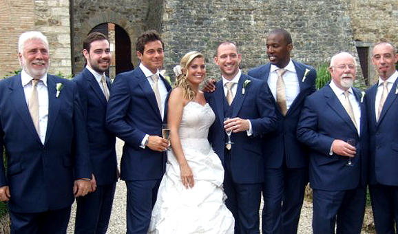 full wedding post including budget breakdown check out groomsmen ...