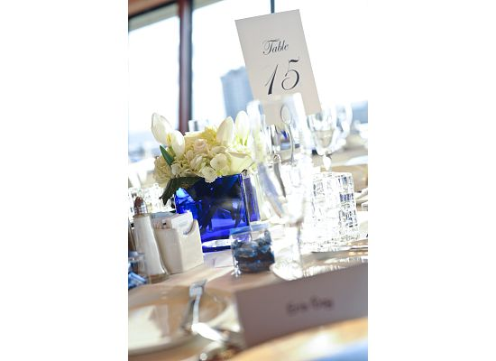 Wanted Royal Blue or White centerpieces wedding centerpiece modern blue