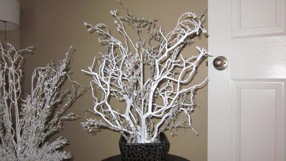 Winter Wonderland Centerpieces | Weddingbee Do It Yourself