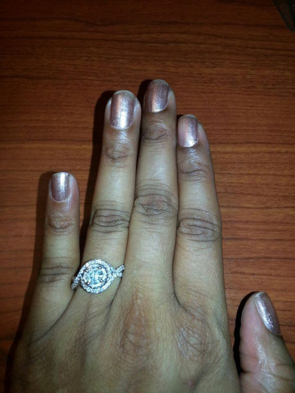 my engagment ring